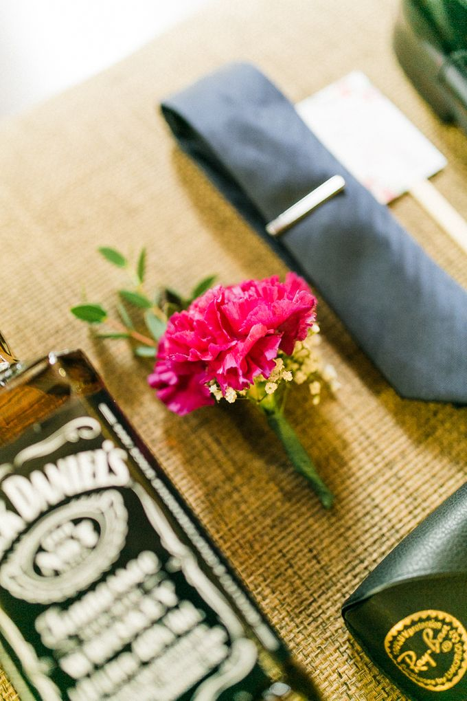 A Romantic and Intimate Wedding in Tagaytay by Jexter Jordan - 006