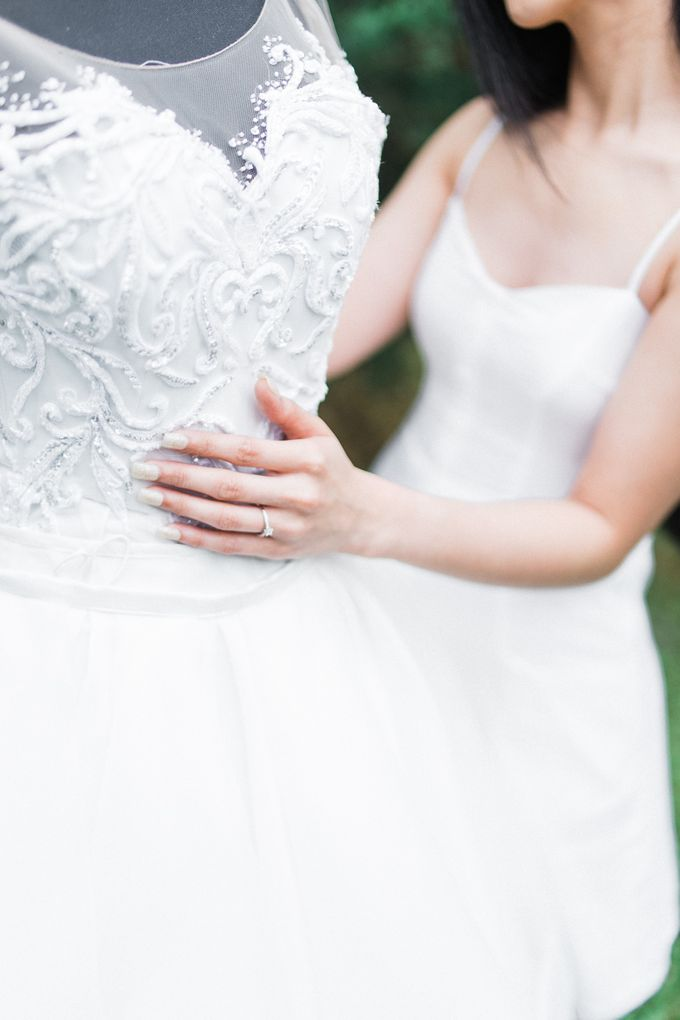 A Romantic and Intimate Wedding in Tagaytay by Jexter Jordan - 015