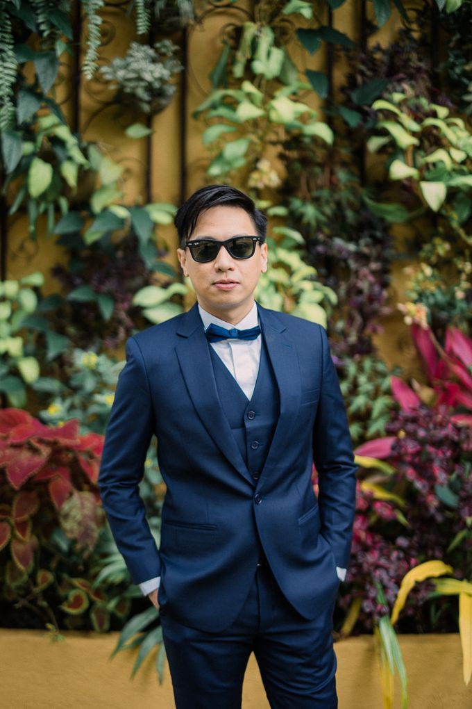 A Romantic and Intimate Wedding in Tagaytay by Jexter Jordan - 030