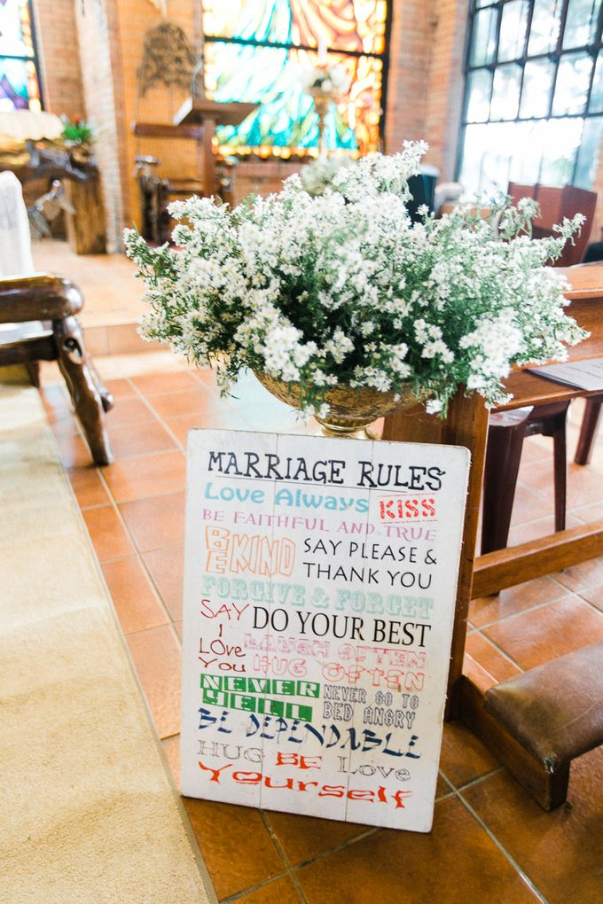 A Romantic and Intimate Wedding in Tagaytay by Jexter Jordan - 035