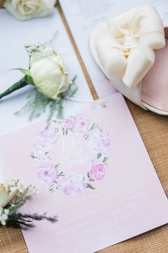 A Romantic and Intimate Wedding in Tagaytay by Jexter Jordan - 002