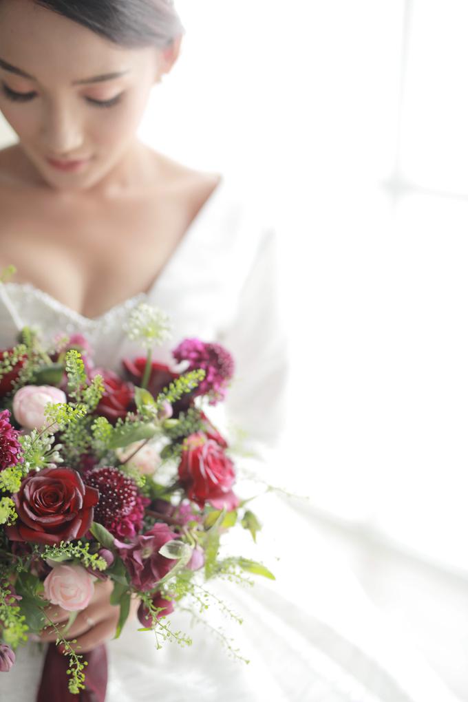 Andre & Wanda Prewedding Bouquet by Bloomette - 002