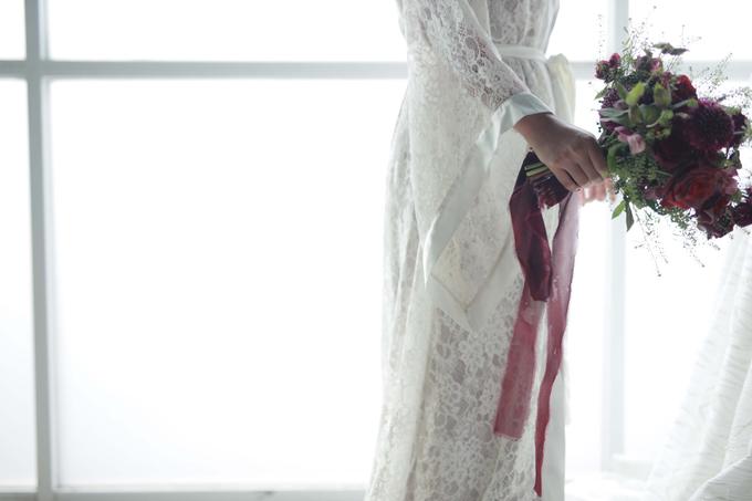 Andre & Wanda Prewedding Bouquet by Bloomette - 005