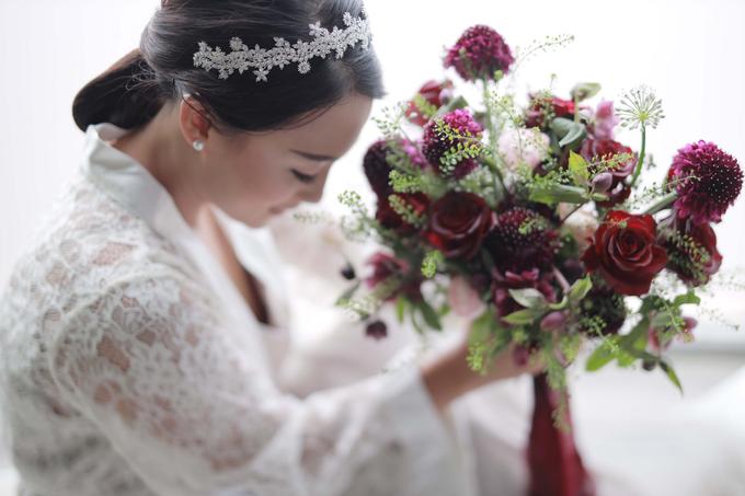Andre & Wanda Prewedding Bouquet by Bloomette - 008