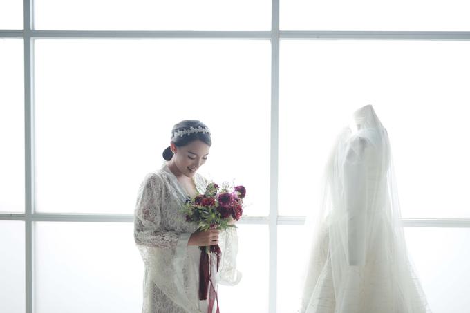 Andre & Wanda Prewedding Bouquet by Bloomette - 009