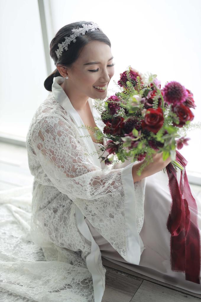 Andre & Wanda Prewedding Bouquet by Bloomette - 010