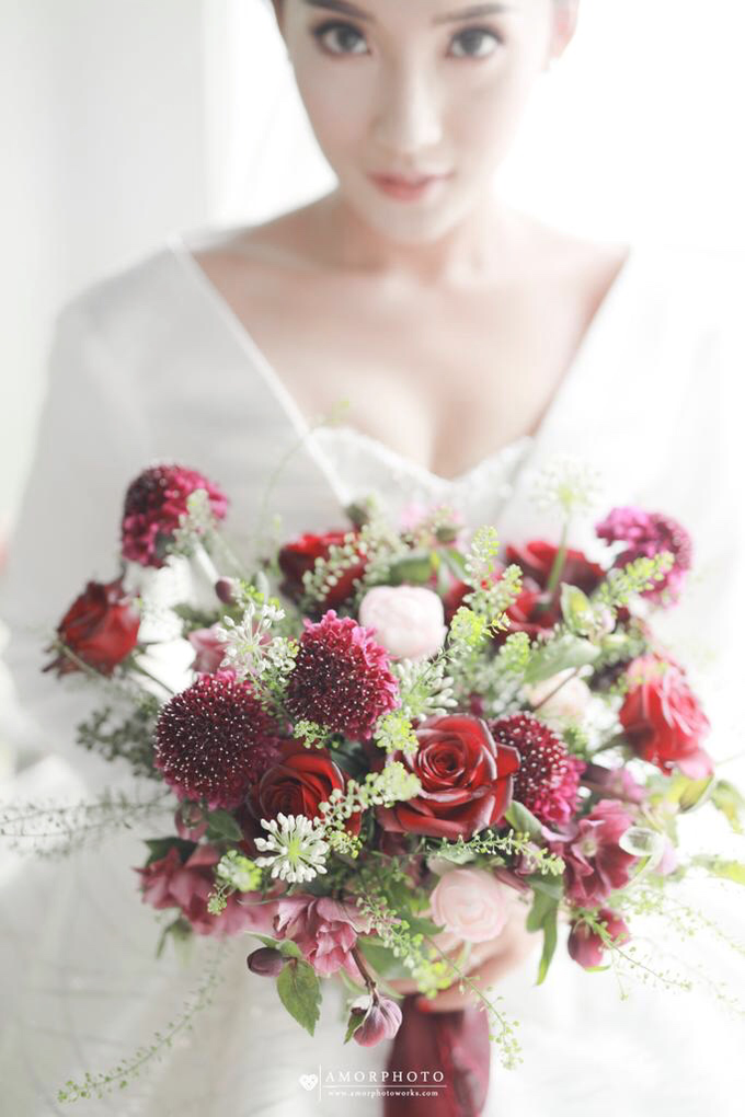 Andre & Wanda Prewedding Bouquet by Bloomette - 011