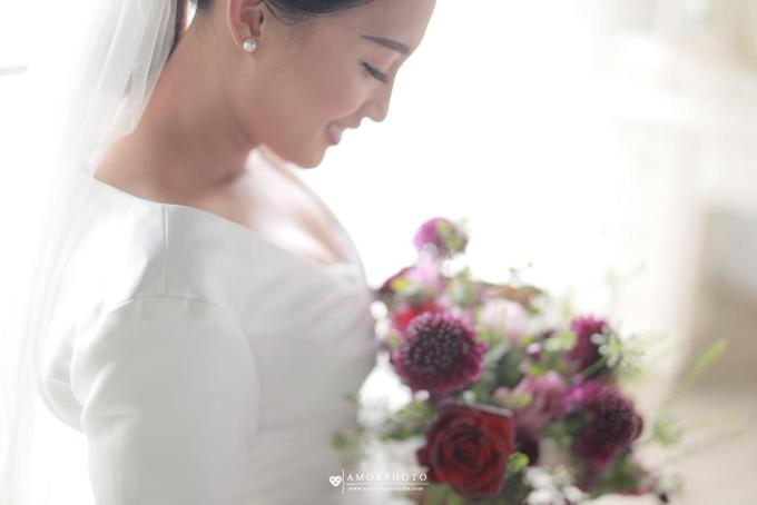 Andre & Wanda Prewedding Bouquet by Bloomette - 012