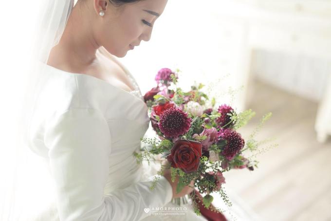 Andre & Wanda Prewedding Bouquet by Bloomette - 013