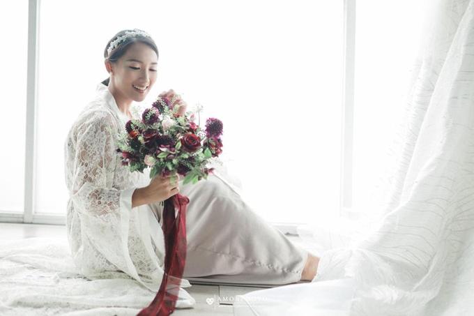 Andre & Wanda Prewedding Bouquet by Bloomette - 015