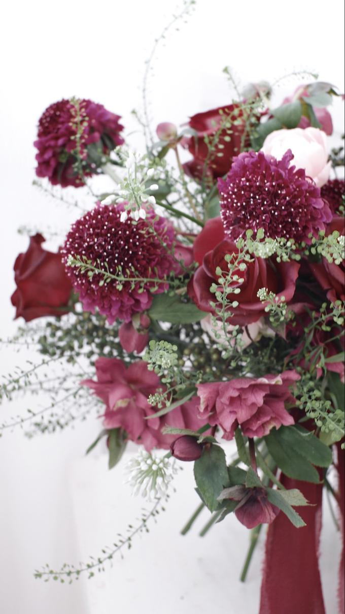 Andre & Wanda Prewedding Bouquet by Bloomette - 019