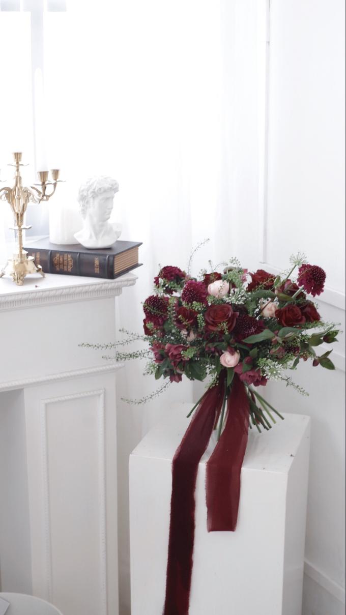 Andre & Wanda Prewedding Bouquet by Bloomette - 020