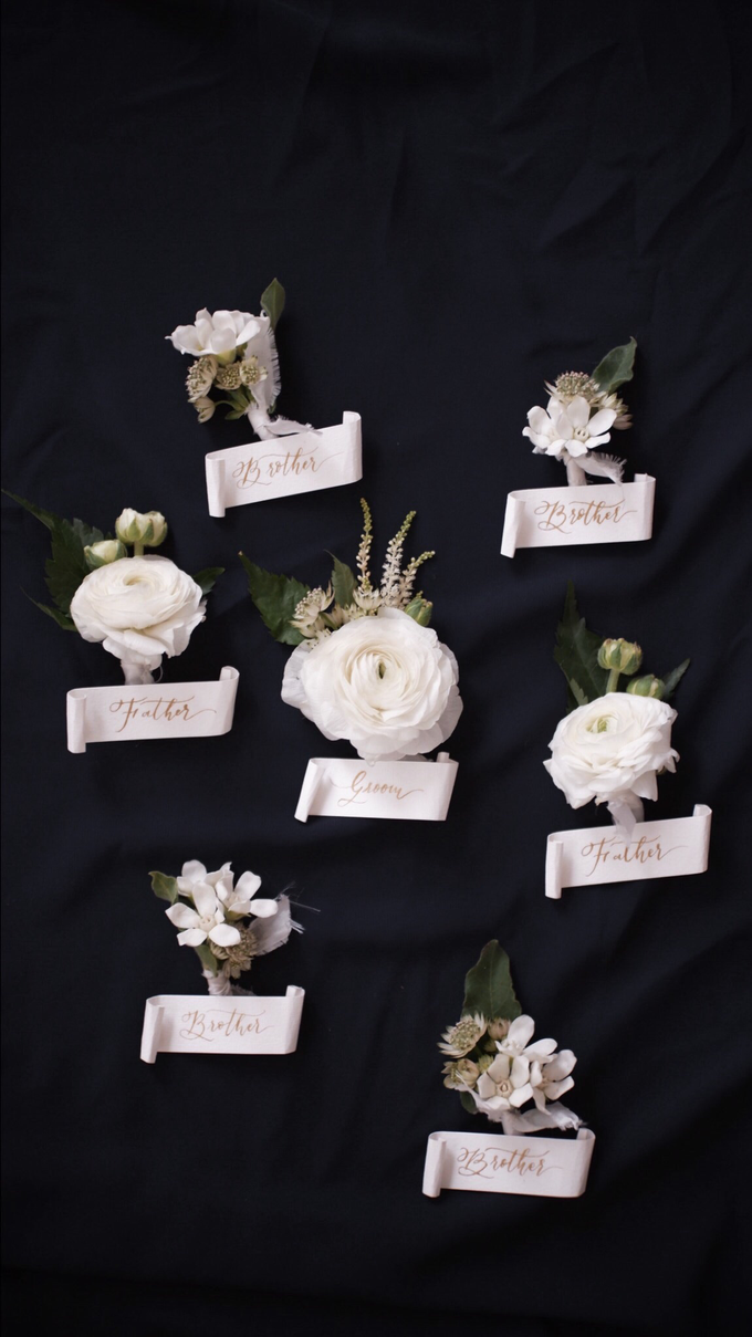 meghan markle bouquet inspired - Wedding Jonathan & Christin by Bloomette - 001