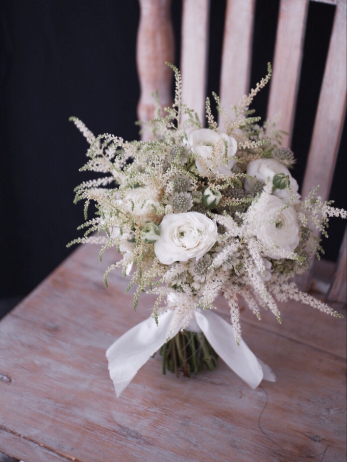 meghan markle bouquet inspired - Wedding Jonathan & Christin by Bloomette - 002