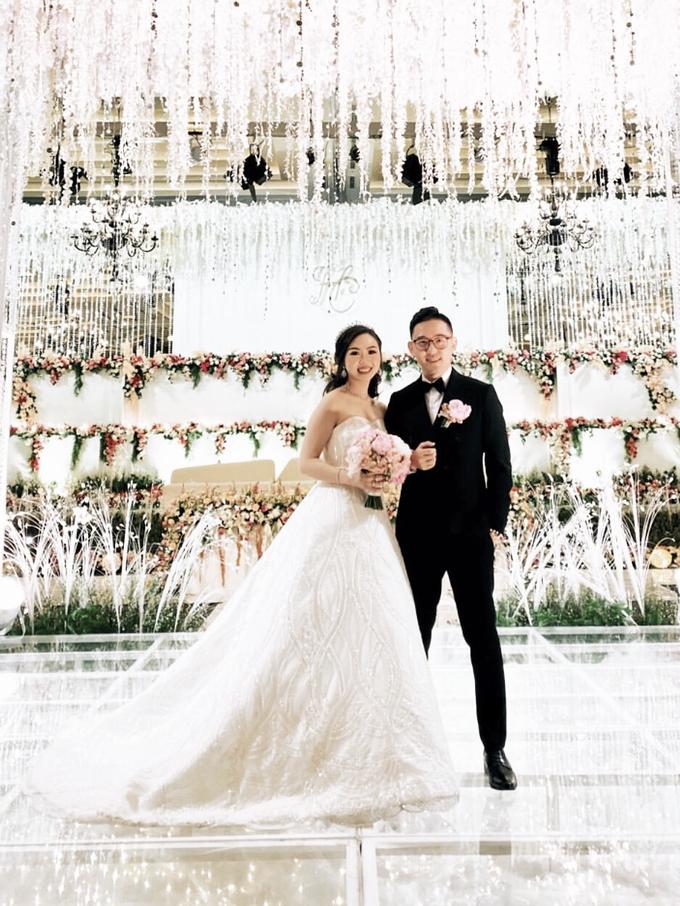 The wedding of herry & carrol by Hotel Indonesia Kempinski Jakarta - 001