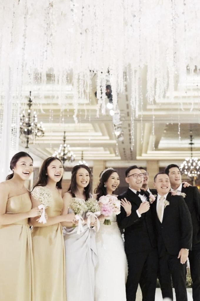 The wedding of herry & carrol by Hotel Indonesia Kempinski Jakarta - 004