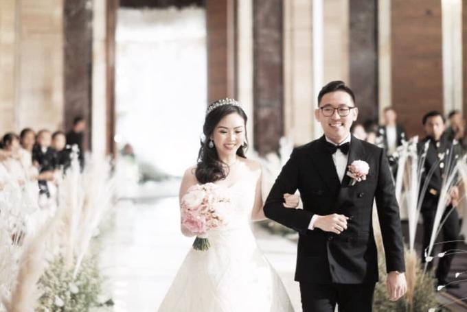 The wedding of herry & carrol by Hotel Indonesia Kempinski Jakarta - 003