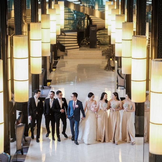 The wedding of herry & carrol by Hotel Indonesia Kempinski Jakarta - 010