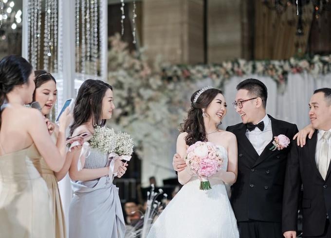 The wedding of herry & carrol by Hotel Indonesia Kempinski Jakarta - 011
