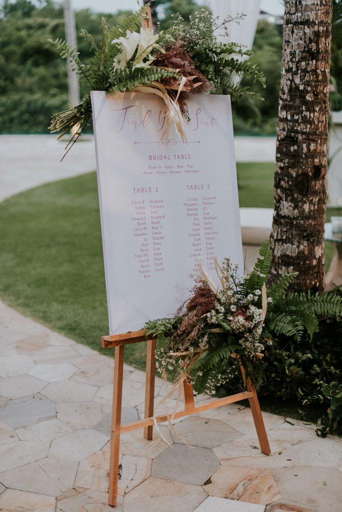 BOHEMIAN ELEGANCE by Bloomz Flower Bali - 009