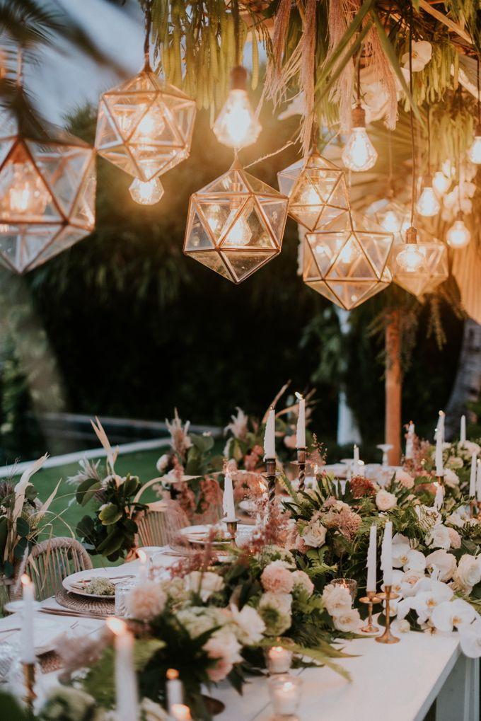 BOHEMIAN ELEGANCE by Bloomz Flower Bali - 007