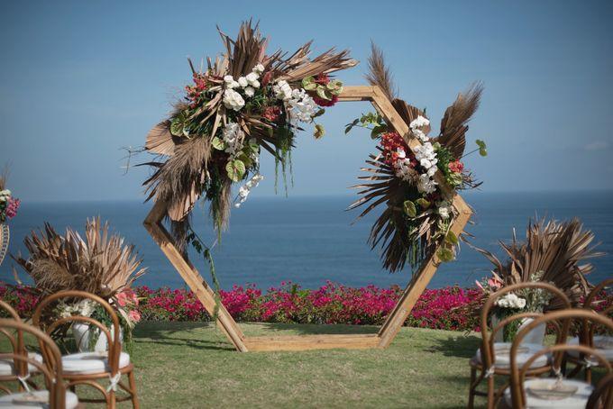 BOHEMIAN FUSION by Bloomz Flower Bali - 009