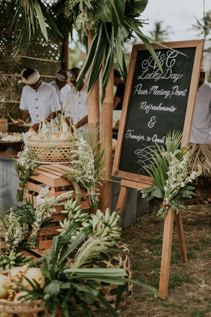 ANGGUN & CHRISTIAN LUCKY DAY by Bloomz Flower Bali - 002