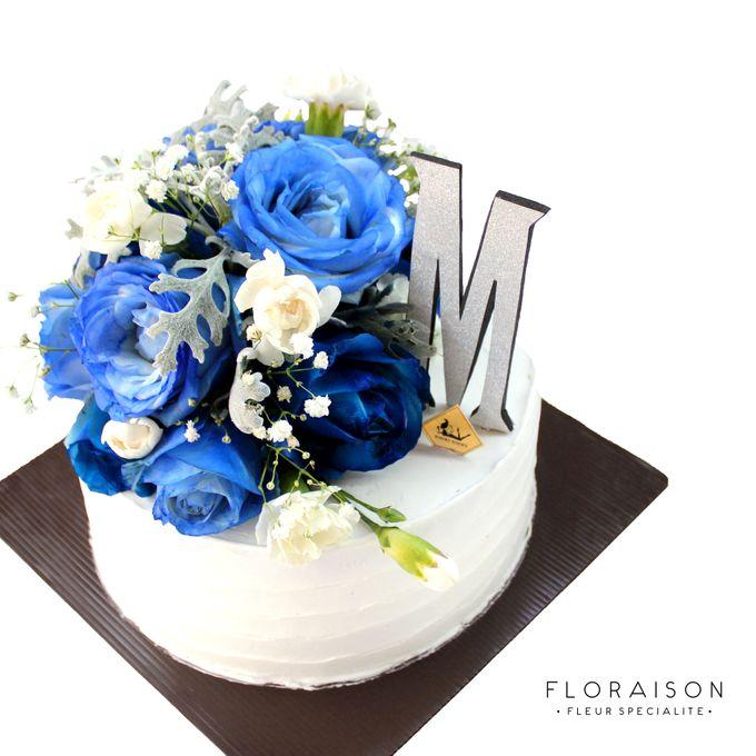 Gateau de Fleur by Floraison - 001