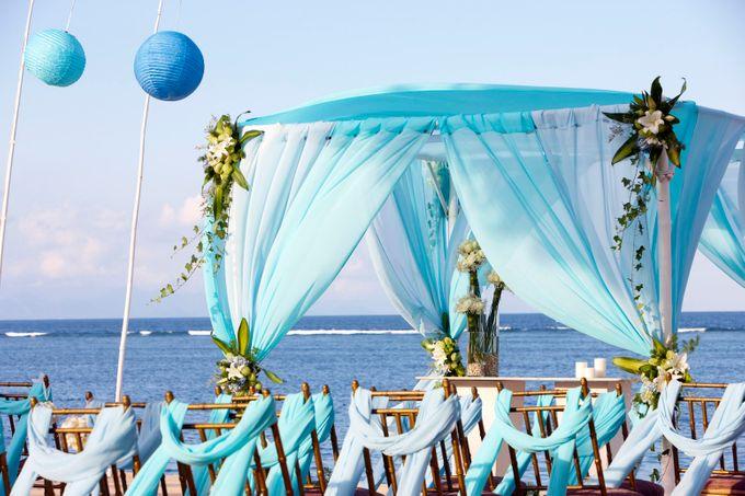Wedding at The Westin Resort Nusa Dua, Bali by The Westin Resort Nusa Dua, Bali - 005