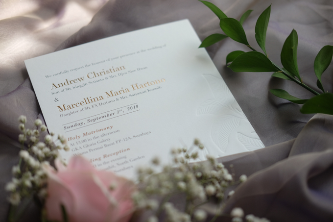 Andrew & Marcellina by Bluebelle Invitations - 004