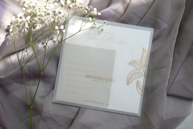 Andrew & Marcellina by Bluebelle Invitations - 005