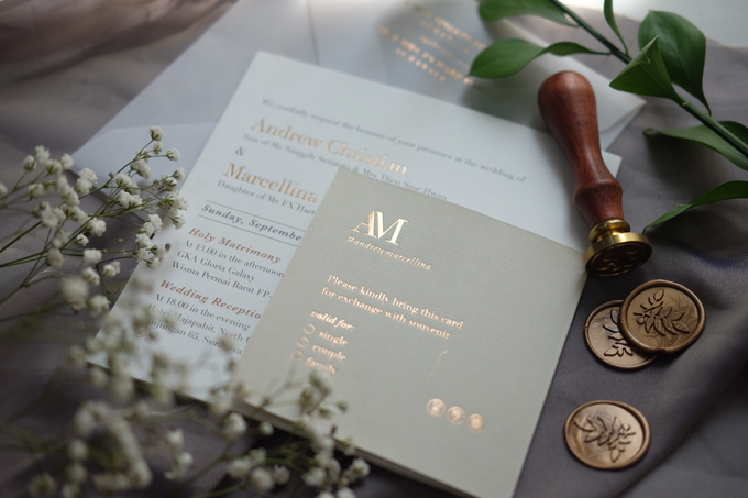 Andrew & Marcellina by Bluebelle Invitations - 003