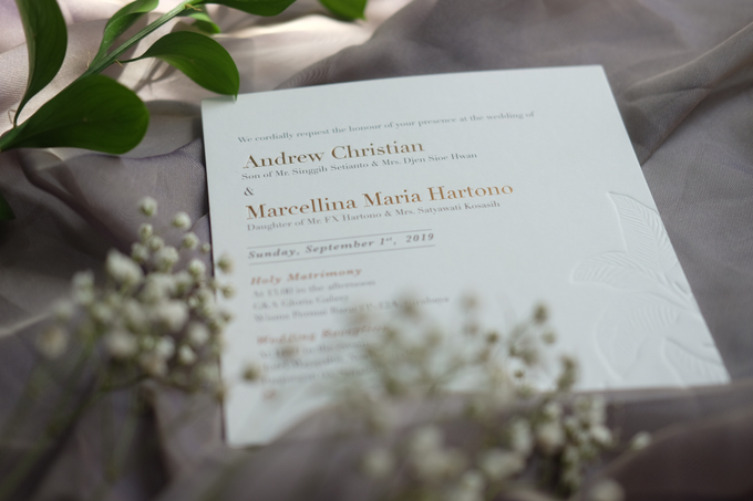 Andrew & Marcellina by Bluebelle Invitations - 006