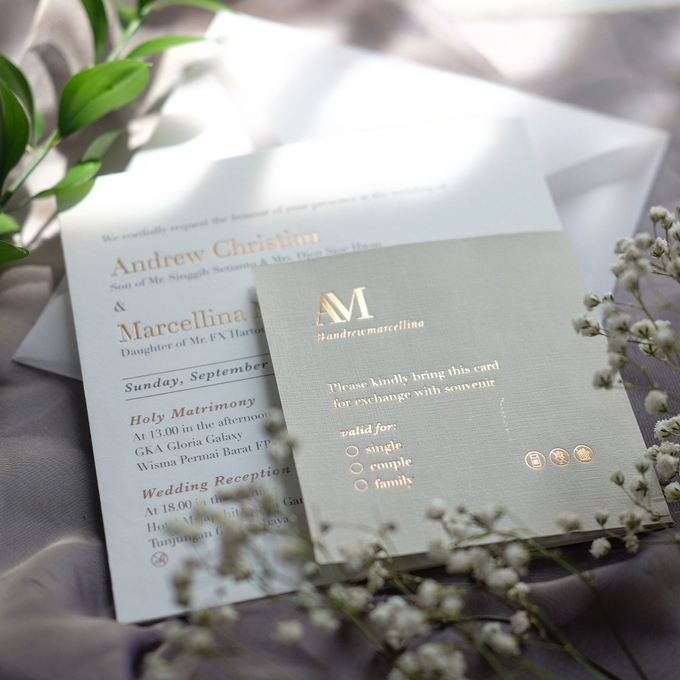Andrew & Marcellina by Bluebelle Invitations - 008