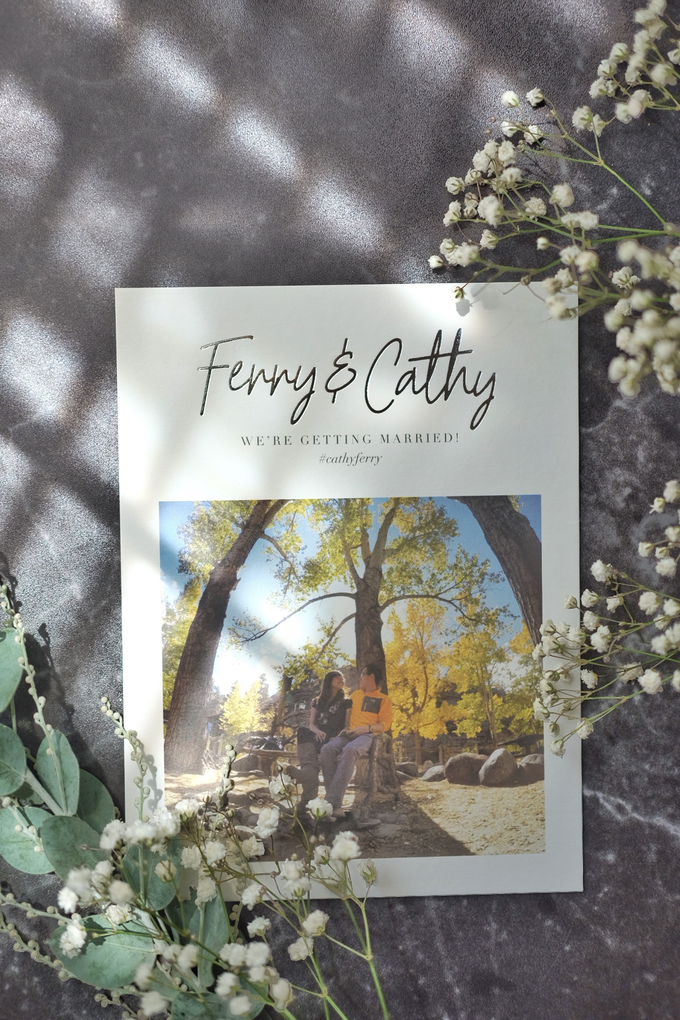 Ferry & Cathy by Bluebelle Invitations - 001