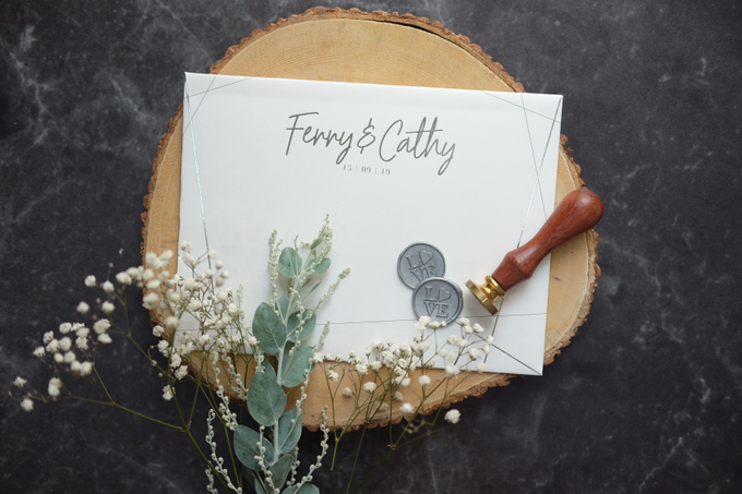 Ferry & Cathy by Bluebelle Invitations - 008