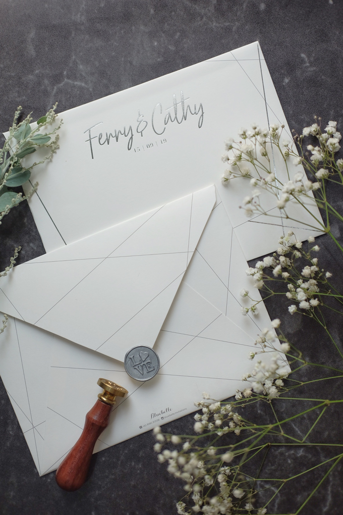 Ferry & Cathy by Bluebelle Invitations - 009