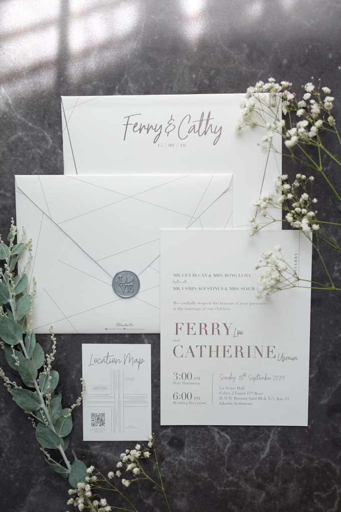 Ferry & Cathy by Bluebelle Invitations - 012
