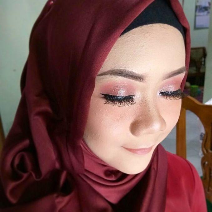 Peachy.Maroon Makeup by awmodis.makeup - 003