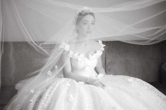 Adit & Claresta Wedding at Hilton by PRIDE Organizer - 004
