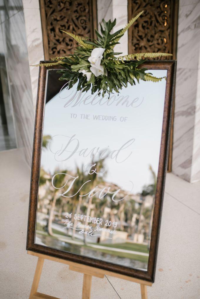 The Wedding Of David & Mey by Dona Wedding Decoration & Planner - 003