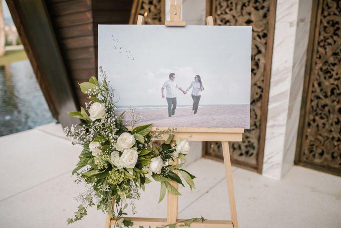 The Wedding Of David & Mey by Dona Wedding Decoration & Planner - 008