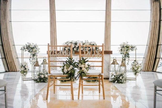 The Wedding Of David & Mey by Dona Wedding Decoration & Planner - 007