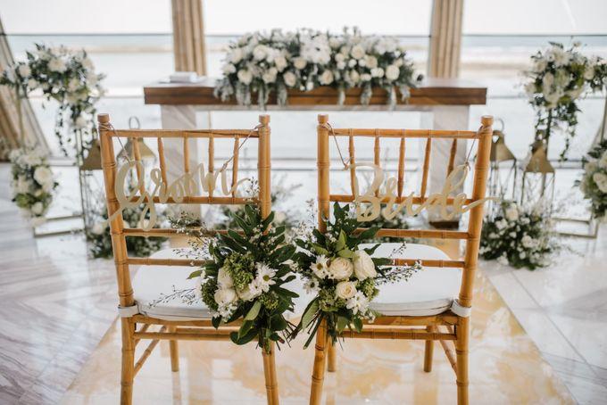 The Wedding Of David & Mey by Dona Wedding Decoration & Planner - 005