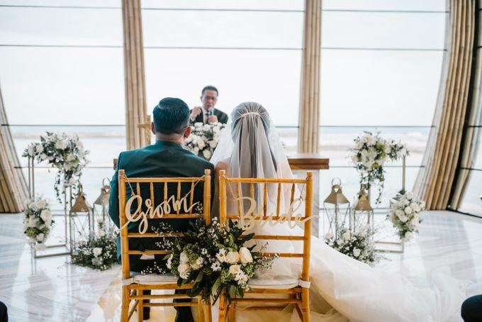 The Wedding Of David & Mey by Dona Wedding Decoration & Planner - 017