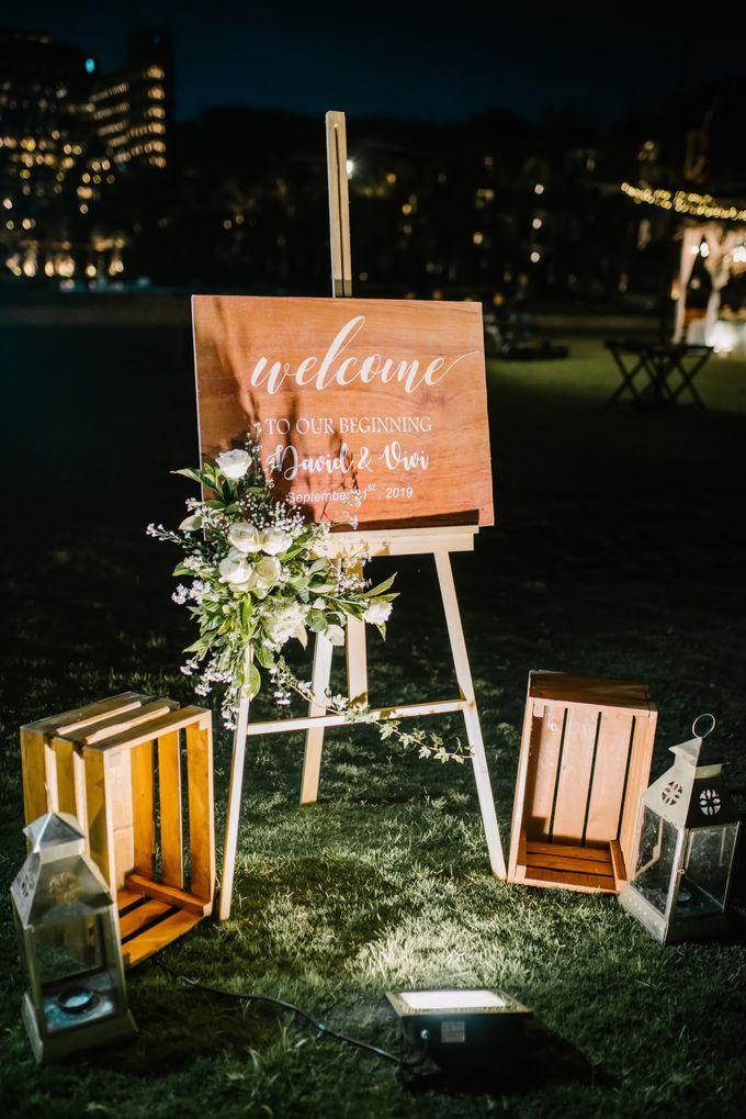 The Wedding Of David & Mey by Dona Wedding Decoration & Planner - 021