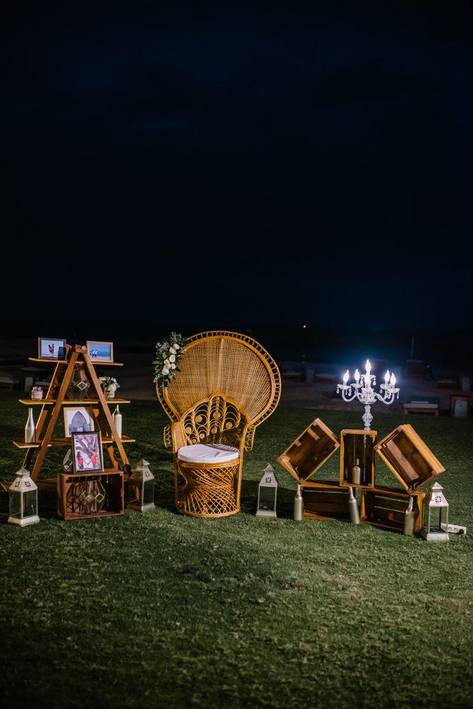 The Wedding Of David & Mey by Dona Wedding Decoration & Planner - 024