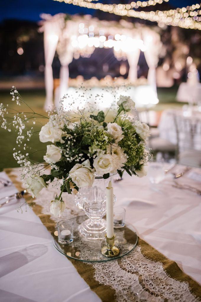 The Wedding Of David & Mey by Dona Wedding Decoration & Planner - 009