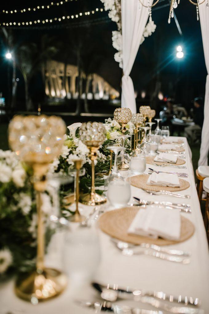 The Wedding Of David & Mey by Dona Wedding Decoration & Planner - 013