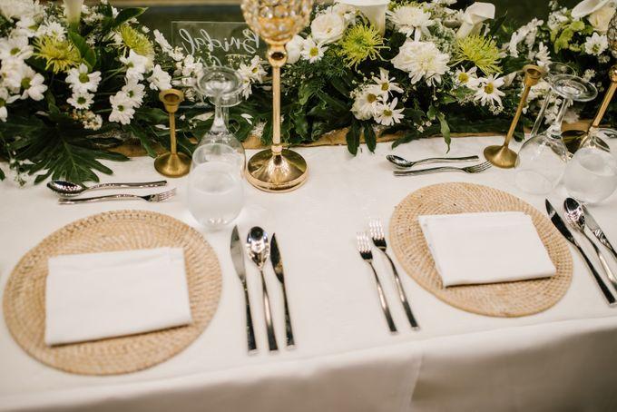 The Wedding Of David & Mey by Dona Wedding Decoration & Planner - 012